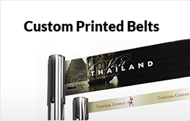 Custom Printed Belts