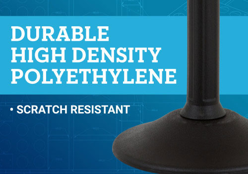 durable high density polyethylene