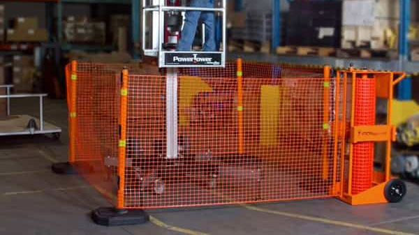 Portable Safety Barriers IRONguard