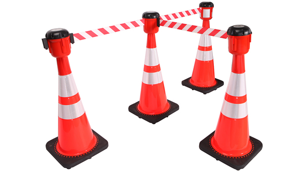 ConePro Traffic Cone Barriers