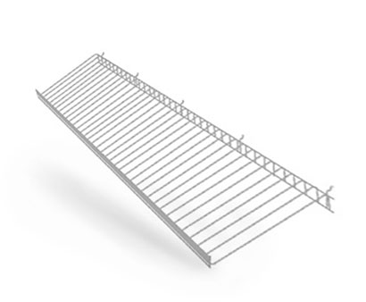 Slatwall Wire Shelf