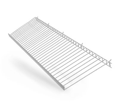 Slatwall Wireshelf Wide