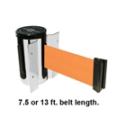 Concealed Wall Mount Tensabarrier 7-13 ft. Belt