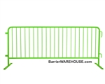 Steel Barricade Green