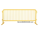 Steel Barricade Yellow